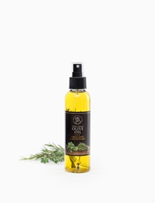 Olive Oil with Oregano and Rosemary