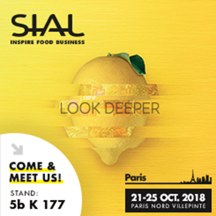 Eva's Walk at Sial Paris 2018 Exhibition
